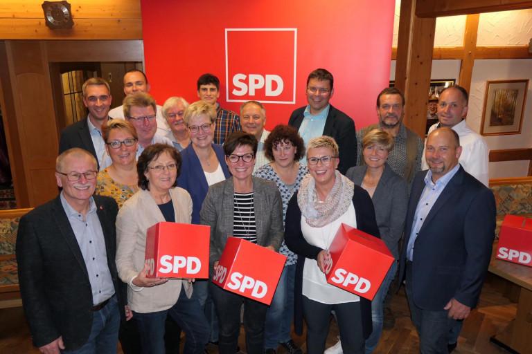 Nominierungsversammlung SPD-OV Roßtal-F1